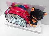 Набор для творчества ROYAL PET'S Bell: сумочка-раскраска с игрушкой (RP-01-01), фото 3