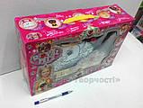 Набор для творчества ROYAL PET'S Bell: сумочка-раскраска с игрушкой (RP-01-01), фото 6