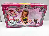 Набор для творчества ROYAL PET'S Bell: сумочка-раскраска с игрушкой (RP-01-01), фото 7