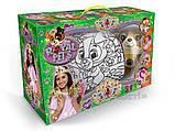 Набор для творчества ROYAL PET'S Candy: сумочка-раскраска с игрушкой (RP-01-06), фото 2