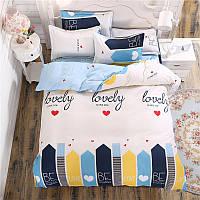 Комплект постельного белья для девочки (двуспальный-евро)