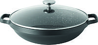 Сковорода-Вок з антипригарним покриттям GEM, 32 см, 5,4 л BergHOFF 2307316