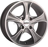 Литые диски Disla Luxury 306 5,5x13 4x100 ET30 dia67,1 (SD)