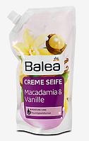 Balea Creme Seife Macadamia & Vanille жидкое мыло 500 ml запаска