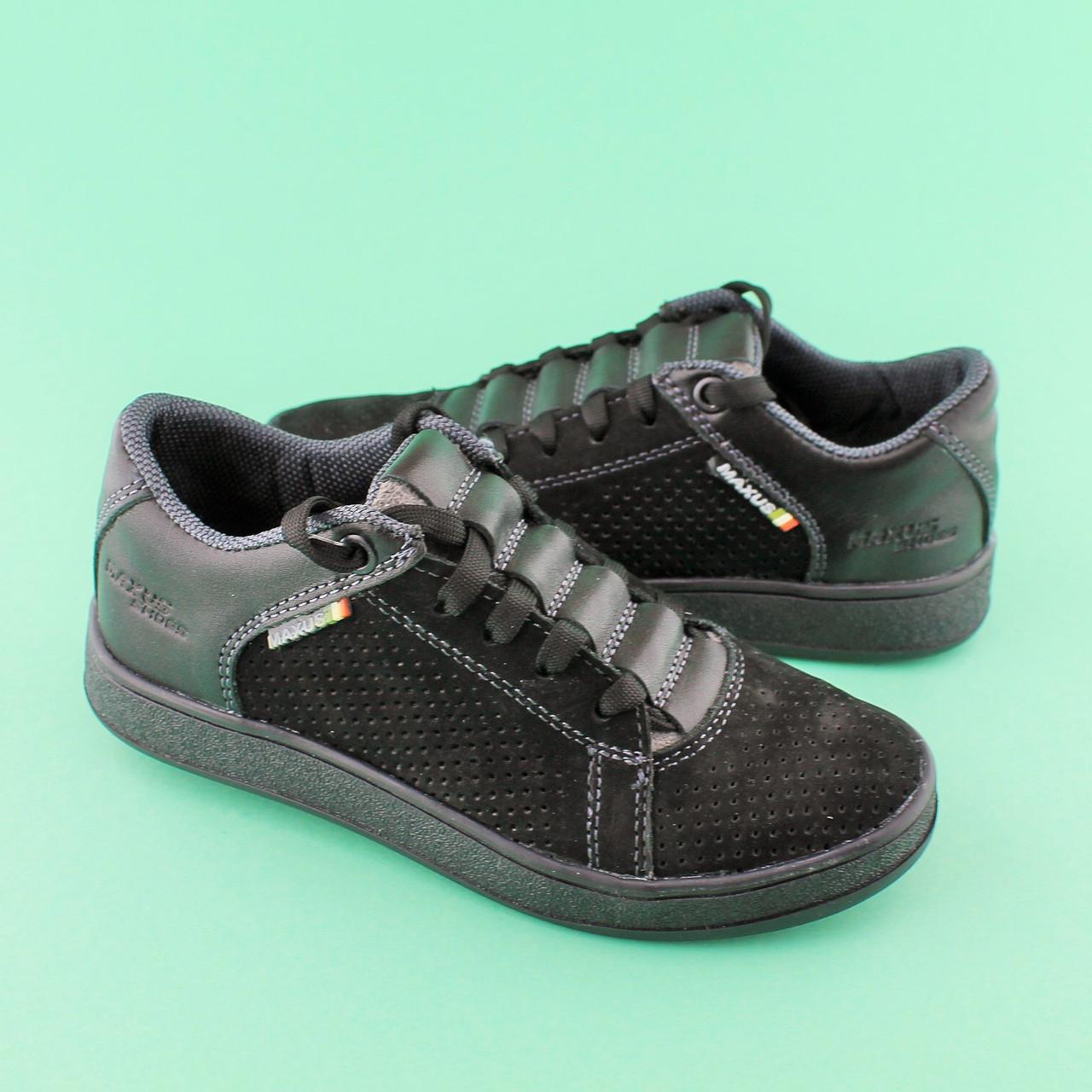 7677d59b1 Туфли подростковые на мальчика черный нубук размер 32,33,34,35,36,37 ...