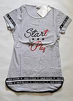 Летняя футболка для девочки 152/158, фото 1