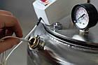 Автоклав бытовой на 16 банок, нержавеющая сталь домашний для консервирования, фото 3