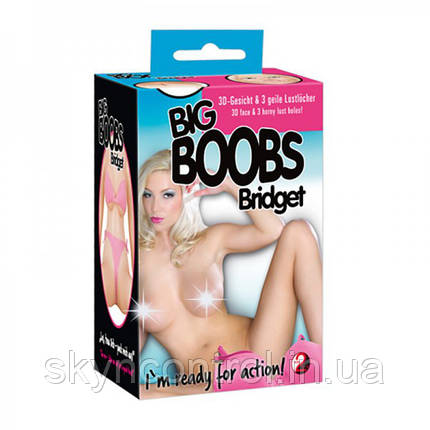Секс-кукла Bridget Big Boobs Love Doll You2Toys, фото 2