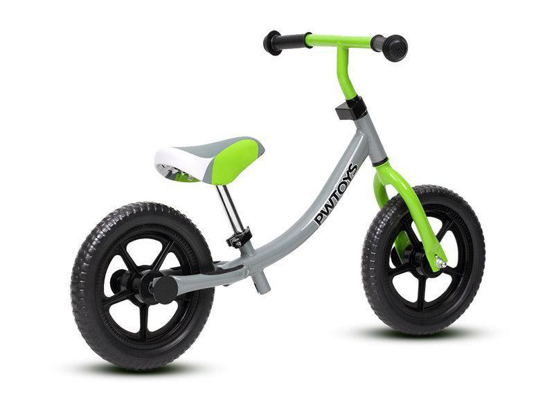 Велобег детский PWToys 2WAY (беговел самокат-беговел детский транспорт)
