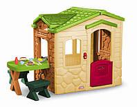 Игровой домик ПИКНИК с дверным звонком и аксессуарами Little Tikes (172298E13)
