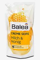 Balea Creme Seife Milch & Honig Nachfüllbeutel жидкое мыло запасная упаковка 500 ml