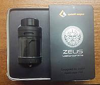 GeekVape Zeus RTA, Black. Оригинал., фото 1