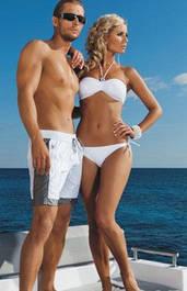 Мужская, женская и детская одежда для пляжа оптом