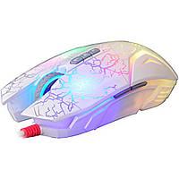 Мышь A4 Tech Bloody N50 Light Strike Neon (White)