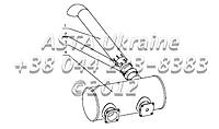 Глушитель в сборе 1640H-1201000, фото 1