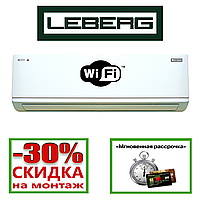 Кондиционер Leberg LBS-TOR12WF/LBU-TOR12WF THOR wi-fi (Леберг), фото 1