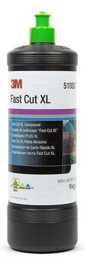 Высокоэффетивная абразивная паста 3М Fast Cut XL  1кг