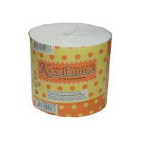 """Туалетная бумага """"Кохавинка"""" серая без втулки 100х90"""