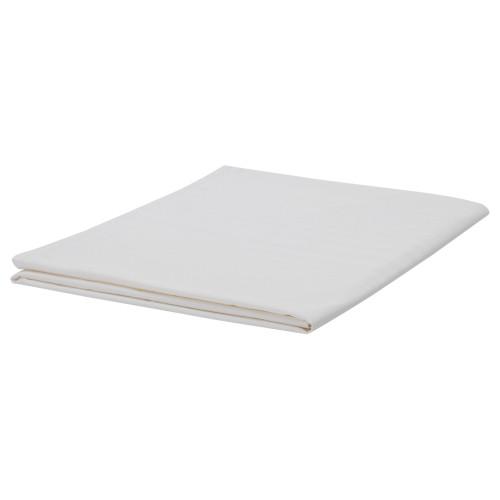ДЮЛИГ Скатерть, белая, 145x240 см 50342845 ИКЕА, IKEA, DYLIK