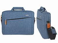 Удобная сумка для ноутбука Dasfour Sity