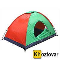 Палатка туристическая четырёхместная HYZP-03