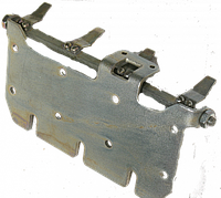 Скоба на 4 реле РЭО-401