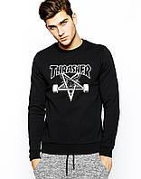 Молодежный свитшот Thrasher Трешер кофта для парня разные цвета (РЕПЛИКА)