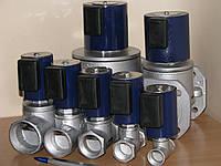 Муфтовые электромагнитные клапана ГазОК