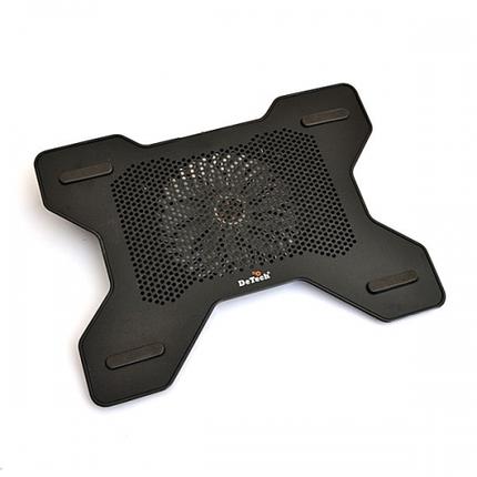 Подставка под ноутбук охлаждающая DeTech X-6, фото 2