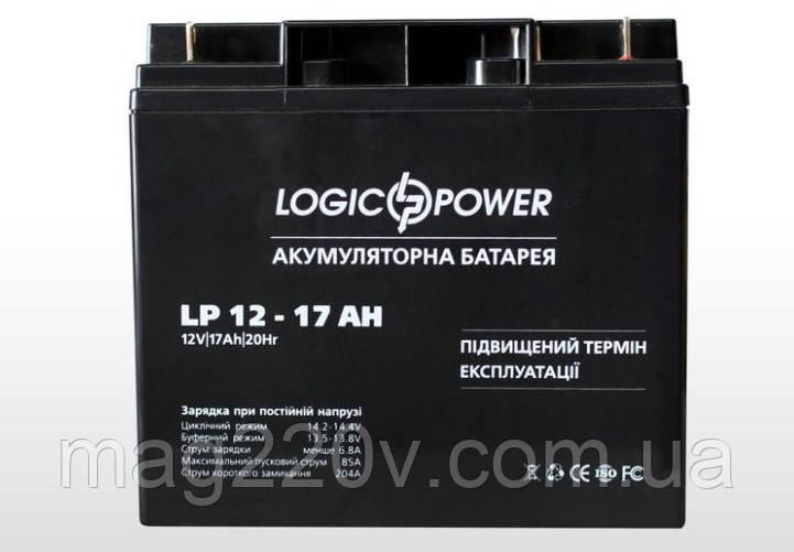Аккумуляторная батарея  AGM LPM 12 - 17 AH