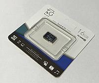 Карта памяти microCD 16 Gb T&G без адаптера класс 10