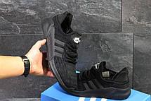 Кроссовки мужские Adidas ClimaCool,сетка,черные 44,45р, фото 2