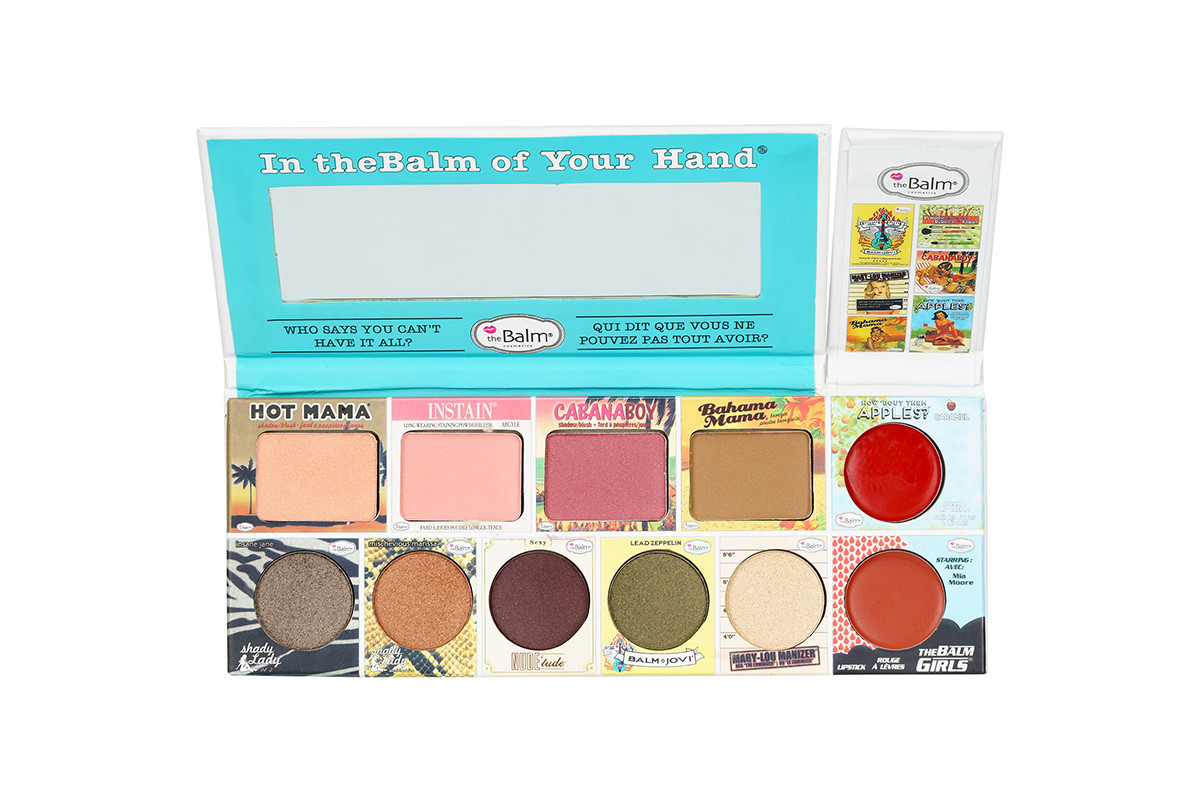 Тени The BALM of Your HAND (5308)