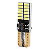 Автолампа LED T10, W5W, 24SMD, 4014, CANBUS