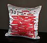 Подушка с кантиком 33 причины