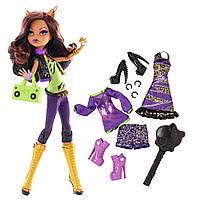 Клодин Вульф Я люблю моду (Monster High Doll with Fashion Outfit - Clawdeen Wolf), фото 1