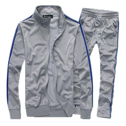 Чоловічий спортивний костюм AL-8232-75