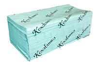 "Бумажные полотенца ""Кохавинка"" Zтипа 23х25см (170шт) зеленые"