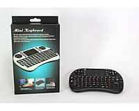 Клавиатура беспроводная KEYBOARD wireless i8 + touchpad