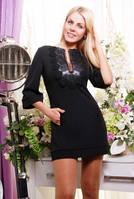 Красивое молодежное платье Нэнси