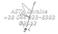 Спускной кран в сборе 6105QA-1305000