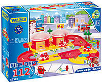 "Гараж WADER ""Kid Cars 3D"" 53010"