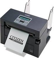 Принтер для печати этикеток Citizen CL-S400DT (USB+RS-232)