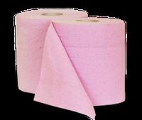 """Бумажные полотенца """"Кохавинка"""" на втулке отрывные 200х200мм, 525 отрывов"""
