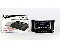Контроллер для солнечных панелей Solar controler 10A