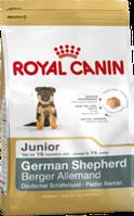 Royal Canin GERMAN SHEPHERD JUNIOR 12кг корм для щенков породы немецкая овчарка в возрасте до 15 мес