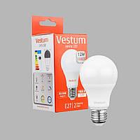 Светодиодная лампа Vestum LED  A60 12W 4100K 220V E27