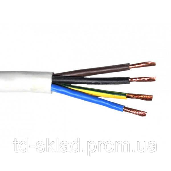 Провод соединительный ПВС 4х2,5