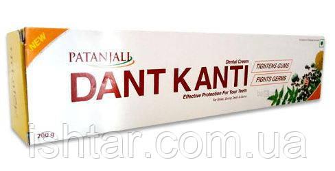 Дэнт Канти (Patanjali Dant Kanti), 200 гр.