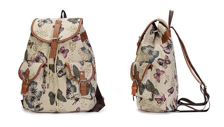 Милые вместительные женские тканевые рюкзаки - ИМ Ирина- магазин женской и  мужской одежды,обуви 3f478b2adc8